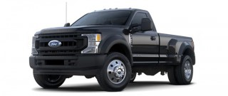 Ford Super Duty F 450 DRW Chassis Cab XL 2WD Crew Cab 203In WB 84In CA